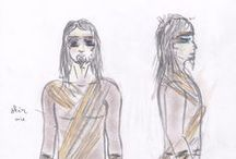 sunnata_videoklip_set design / scenografia  kostýmy  polská kapela Sunnata