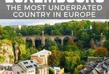 Luxembourg Bucket List / Things to do in Luxembourg, places to see in Luxembourg including Luxembourg hotels, hostels, restaurants and culture.