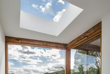 Flushglaze Fixed Rooflights / The Flushglaze is simplicity itself, a minimalist fixed rooflight with 'frameless' internal views designed to allow as much natural daylight into a room as possible.  Visit our website for more details -  http://www.glazingvision.co.uk/rooflights/fixed-rooflights/