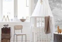 Babykamer ❁ / Leuke ideeën voor de babykamer!
