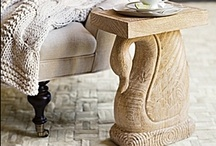 Animal Instinct / Add a touch of drama or whimsy with these animal inspired interiors