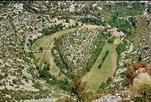 Tourisme Cévennes Navacelles / Les images des Cévennes et des Causses, du Cirque de Navacelles