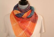 scarves and cowls / by lynne matsumoto