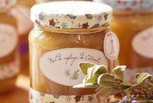 Mermeladas y Mieles / Mieles de mil flores y aromas diferentes y deliciosas mermeladas caseras