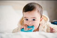 Bijtsieraden ❁ / Siliconen bijtsieraden, voor de ouders om te dragen, voor uw baby om zich te vermaken!
