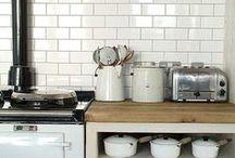 HOME ♥ Kitchen