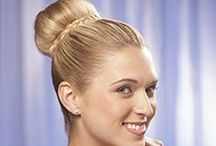How To Make A Braid Wrapped Bun / Learn how to make a braid wrapped bun by following these simple steps. Now you can create a beautiful updo for the holidays or even your wedding day in your own home. / by Perfecter Beauty Products