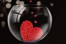 ♡ HEARTS ♡ قلــوب ♡ / ❤♡❤القلب يعشق كل جميل ❤♡❤ / by Felan