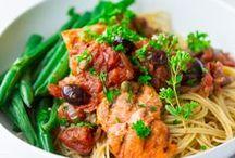 Seafood: My Anti-inflammatory Kitchen