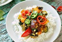 Vegan Mains: My Anti-inflammatory Kitchen / Vegan or easily adaptable