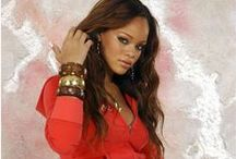 ⌛ Old pics of Rihanna ⌛ / The singer of my pretty young days