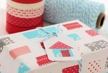 Cadeautjes inpakken ❁ / Cadeautjes inpakken