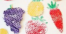 PLAY: Activities & Crafts / Art, diy, craft activities and ideas for kids