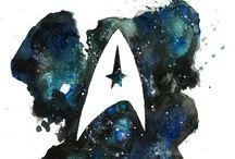 Star Trek / Live long and prosper.