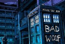 Doctor Who / Whovian 'til I (die) regenerate