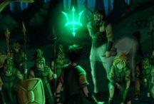 Percy Jackson & Heroes of Olympus / That DAM Percy Jackson board