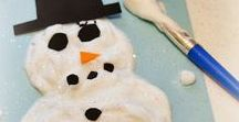 SEASON: Winter / Winter play, activities and resources for kids