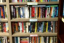 Classroom Library / Book talks and craft studies from popular books in our classroom libraries.