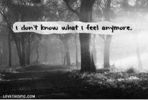 Depressed / Depressed, suicide, worthless quotes