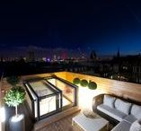 Box Rooflights / Box rooflights are the perfect solution if you're looking for easy access to your roof terrace. Have a look at our website for more info: http://www.glazingvision.co.uk/rooflights/box-rooflights/