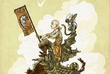 Avatar - The Last Airbender & The Legend of Korra / I love Avatar and you gotta deal with it!!!