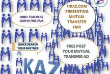 Mutual Transfer / Fikaz.com is present in 35 States in India and has more than 50 thousand unique visitors every month and Fikaz.com is spread across all the Districts & major Popular cities in India.