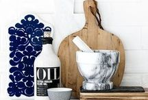 Scandinavian Kitchen / Our neighbours to the North have it all; great TV,  delicious coffee and superb interior decorating skills. Here's how to steal that Scandi style.
