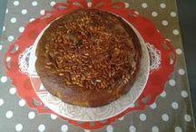 Mes recettes sur le blog / Cuisine et pâtisserie