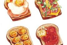 Illustrations culinaires
