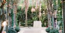Woodland Wedding / Gorgeous woodland themed wedding ideas, dresses, flowers, cake, receptions, accessories and locations