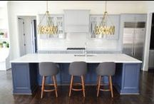 Kitchens At HOME  / Fabulous kitchens designed to inspire. / by HuffPost Home