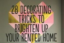 DIY Fabulousness / Simple DIYs for adding style to your home without breaking the bank. / by HuffPost Home