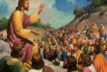 parables/miracles of Jesus