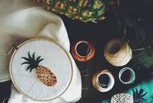 Islander / Beach, Palms & Fruits are my paradise / by Primiita รักในหลวง