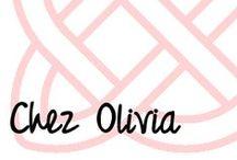 Chez Olivia / Retrouvez ici toutes mes réalisation que je présente également sur mon blog : olivialebeon.wordpress.com
