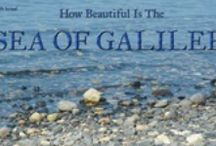 How beautiful is the Sea of Galilee