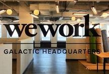 WeWork HQ / A peek into our office in New York City!