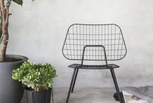 Outdoor furniture / Outdoor furniture for your tiny balcony