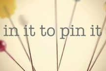 Pinterest / by Bunniboila