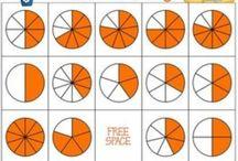 Matikkaa murtolukuja  MATH fractions