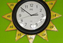 Matikkaa kello MATH clock
