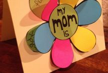 Äiti MOM / Äitienpäivä