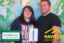 Havill's Mini Homes - New Home Owners Board! / This board is dedicated to our fantastic clients, and their wonderful new Kent mini homes, purchased through Havill's Mini Homes!