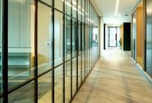 Office Environment / See how architects and designers use Hakwood flooring products for the design of inspirational work spaces.