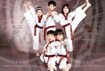 Great Child's of Martial Arts / Martial Arts folder 1