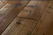 Up close / Take a closer look at our Hakwood flooring.