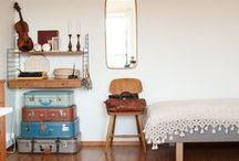 College Dorm Room / Every student needs their corner to focus.