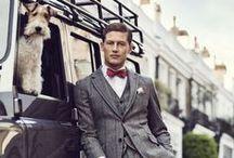 Homme. / A dapper gentleman always wins. ALWAYS. / by Jocilyn XIV