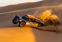 Dakar Rally / by Richard Waters