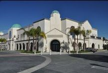 Saint Sophia / Huffington Community Center at Saint Sophia Cathedral, Los Angeles